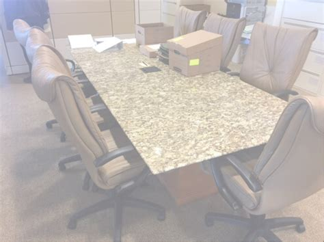 granite  conference room tables  office