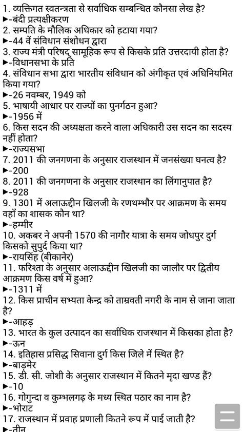 TOP 20 asked Rajasthan GK questions - Gayantablet