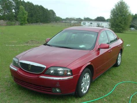 Purchase Used 2005 Lincoln Ls Loaded In Summerfield