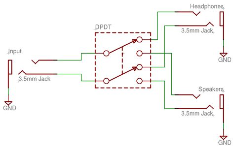 All 6 Part Rotory Way Switch Wiring Diagram by Switches How I Can Use The Same Audio For Input