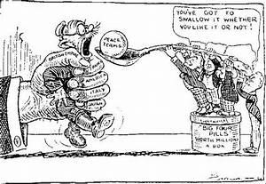 Geschichte - Karikatur - Wie heißen diese Personen? (Politik)