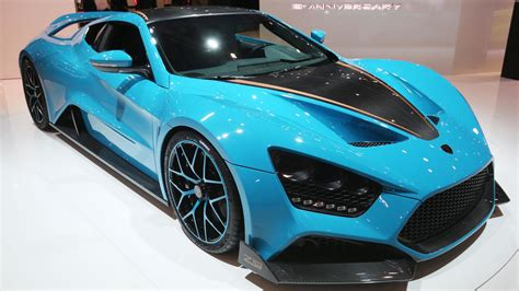 Zenvo Ts1 Gt Has 1,163 Hp, Costs .2 Million... And Is