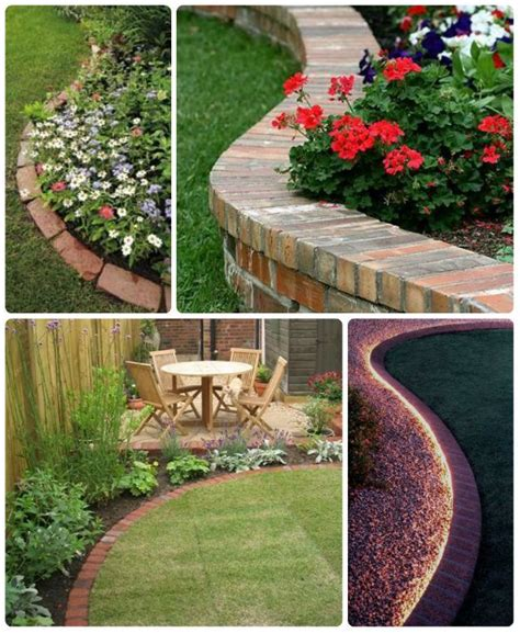 34672 flower bed edging ideas 65 lawn flowers edging ideas to enhance form of your garden