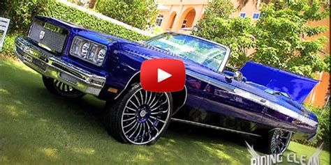 Lebron James Drives This  Like It? Celestial 1975 Chevy