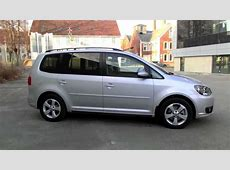 2014 Volkswagen Touran 1t – pictures, information and