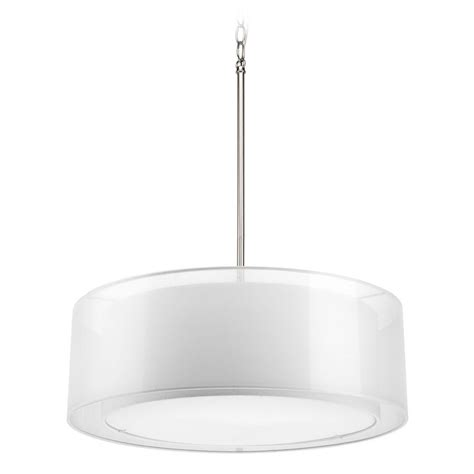 white drum pendant light modern drum pendant light with white null shades in