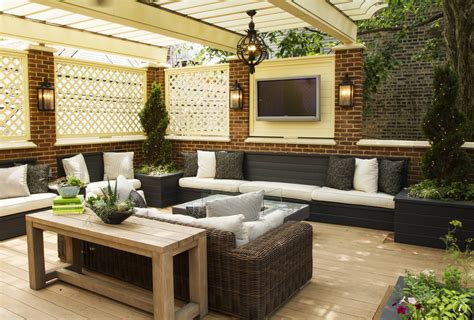 Outdoor Living In The Woodlands  Hortus Landscape Design