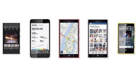 nokia app reality windows phone has the needed mobile applications