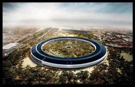 siege social d apple découvrez l 39 incroyable siège que veut construire apple aux
