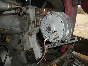 Mf 50 Alternator Conversion