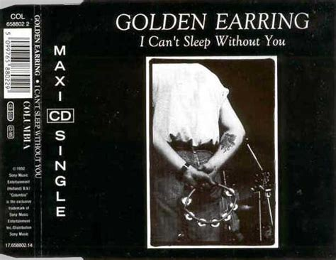 Golden Earring Cdsingles