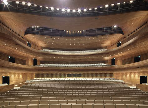 Gallery of Bahrain National Theatre / Architecture-Studio - 6