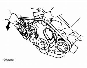 1998 Toyota Rav4 Serpentine Belt Routing And Timing Belt