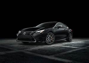 Lexus, Draws, A, New, Black, Line, For, Its, Rc, F, Sport, Models