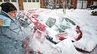 Snowstorms May Bring Blizzard of Heart Troubles