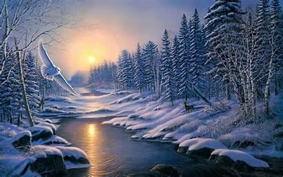 Winter Nature Wallpapers Pixelstalk