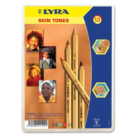 skin tone colored pencils lyra color giants skin tone colored pencils dixon