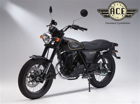 Cleveland Cyclewerks Ace Hd Photo by 2013 Cleveland Cyclewerks Ace Deluxe Review
