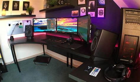 gaming room setup pro gamer perfect equipment nice game gamers ultimate building games streaming tips monitor ideal bedroom monitors guide