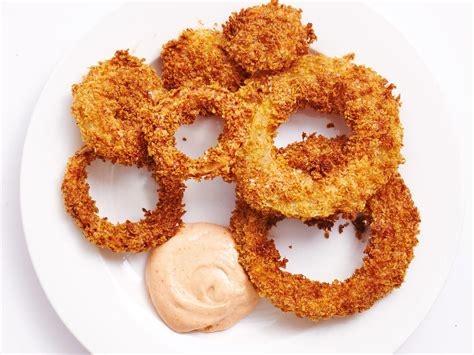 onion rings fried air crispy sauce fryer comeback recipes cooking fat onions cook easy recipe healthy airfryer rankin karen perfect