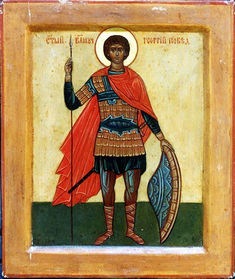 Icône de Saint Georges