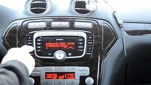 Ford Mondeo Radio : ford mondeo sony radio youtube ~ Jslefanu.com Haus und Dekorationen
