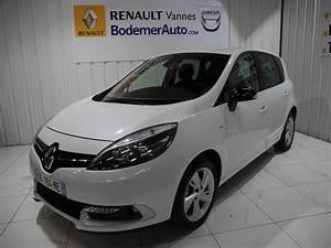 Renault Scenic 3 Occasion : voiture occasion renault scenic iii dci 110 limited 2014 diesel 56000 vannes morbihan ~ Gottalentnigeria.com Avis de Voitures