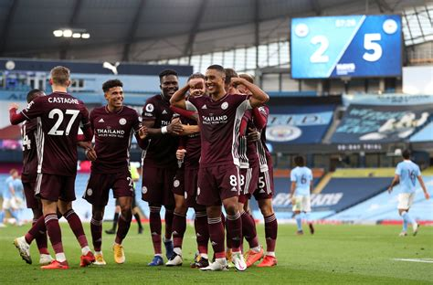 Leicester vs Man City: Live stream, TV channel, kick-off ...