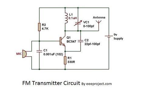 How Make Transmitter Circuit With Range