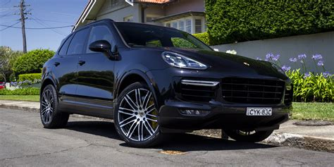 2018 Porsche Cayenne Turbo S Review Caradvice