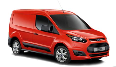 Peugeot Partner Small Van For Hire