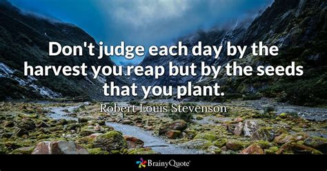 dont judge  day   harvest  reap
