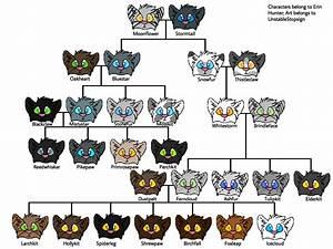 bluestar family tree by unstablestopsign on DeviantArt