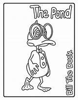 Coloring Radio Drama Pond Keysforkids Entertaining sketch template