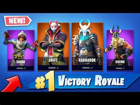 season  leaked skins  fortnite battle royale