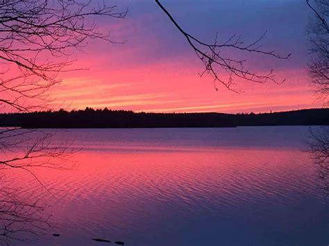 kennisis lake sunset vista haliburton cottages cottage care rentals