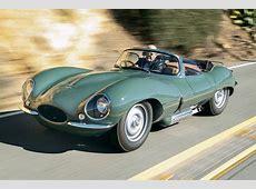 Jaguar XKSS Edle Neuauflage in LA vorgestellt autobildde