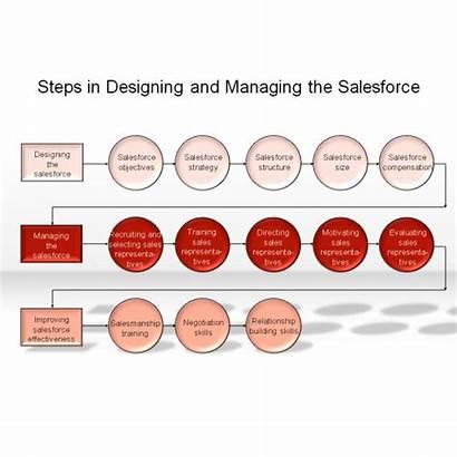 Steps Designing Managing Salesforce
