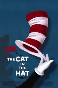 the cat in the hat 2003 dr seuss the cat in the hat posters from
