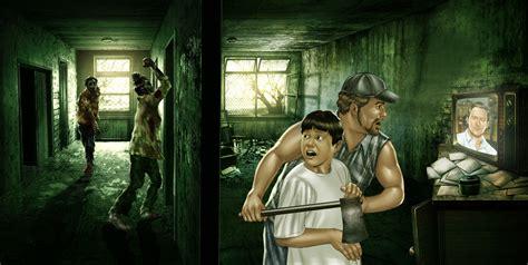 zombies eat republicans digital comic kills  apple app