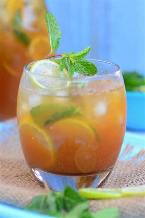 fruit tea recipe passion fruit iced tea recipe how to make passion fruit iced tea