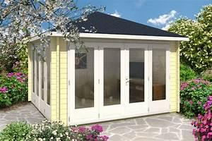 Gartenhaus Sauna Kombination : gartenhaus sunshine 40 mit gro er faltt r sch ner garten pinterest chf sunshine and garten ~ Whattoseeinmadrid.com Haus und Dekorationen