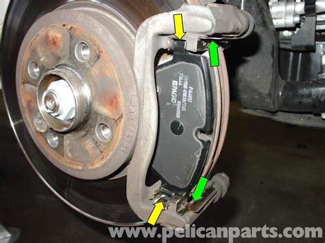 mini cooper brake pad replacement rrr