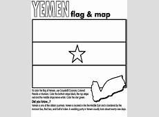 Yemen Coloring Page crayolacom