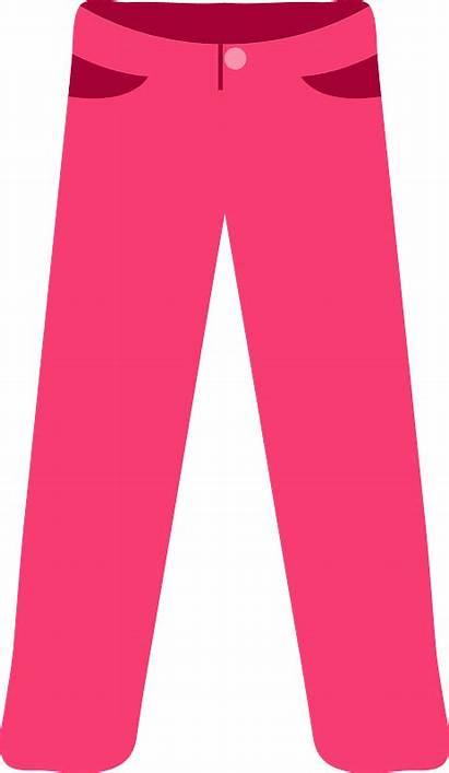 Pants Clipart Creazilla Clothes