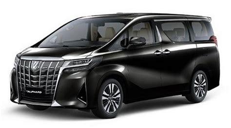Review Toyota Alphard by Review Mobil Mewah Toyota Alphard Dan Harganya Terbaru