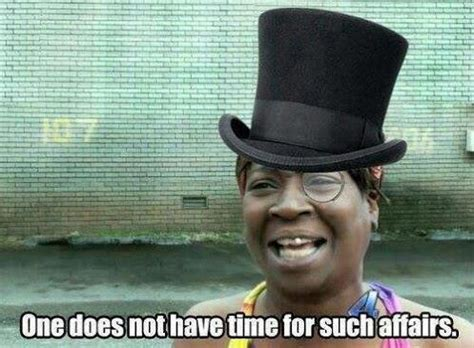 Brown Hat Meme - image 510934 sweet brown ain t nobody got time for that know your meme