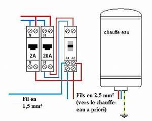 Probleme Chauffe Eau Electrique : contacteur jour nuit ~ Melissatoandfro.com Idées de Décoration