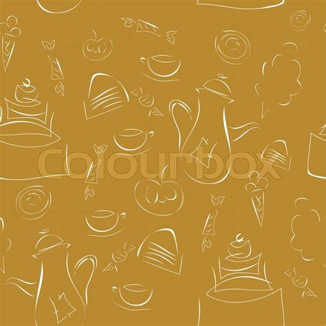 seamless texture coffee cake  sweets   brown