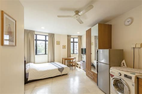 Right Way Small Studio Apartment by Balestier Near Orchard Modern Studio Apartment Singapore